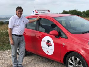 re-train as a driving instructor Gosport Create Radian